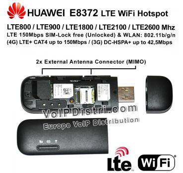 huawei e8372 usb stick internet wlan im auto 4g. Black Bedroom Furniture Sets. Home Design Ideas