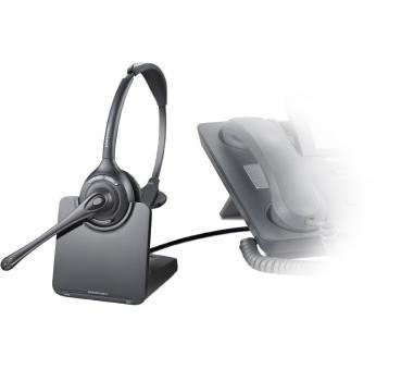voipdistri voip shop plantronics cs510 dect headset. Black Bedroom Furniture Sets. Home Design Ideas