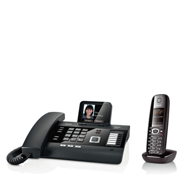 voipdistri voip shop gigaset dl500 a c59 h mit. Black Bedroom Furniture Sets. Home Design Ideas