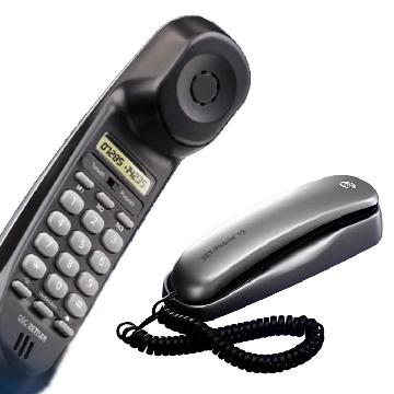 voipdistri voip shop zet phone 5 silber analog telefon. Black Bedroom Furniture Sets. Home Design Ideas
