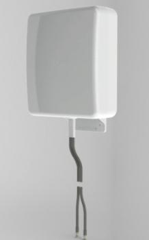 Lte mimo ext rieur antenne avec 5m c ble pour 4g huawei for Antenne 4g exterieur