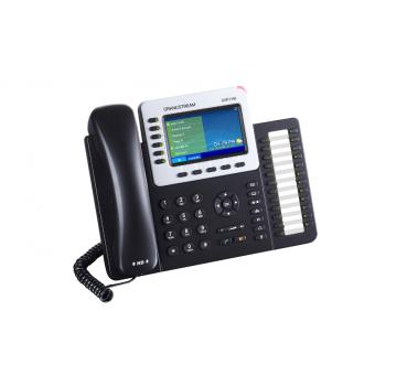 GRANDSTREAM GXP2160 Enterprise IP Telephone, HD audio voice, PoE, Dual  Gigabit Ports, Color LCD Display, USB and Bluetooth V2 1 also to electronic
