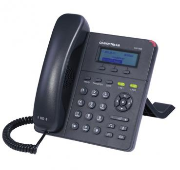 Grandstream GXP1405 IP Phone, 10/100MBps Dual switched, integrated PoE