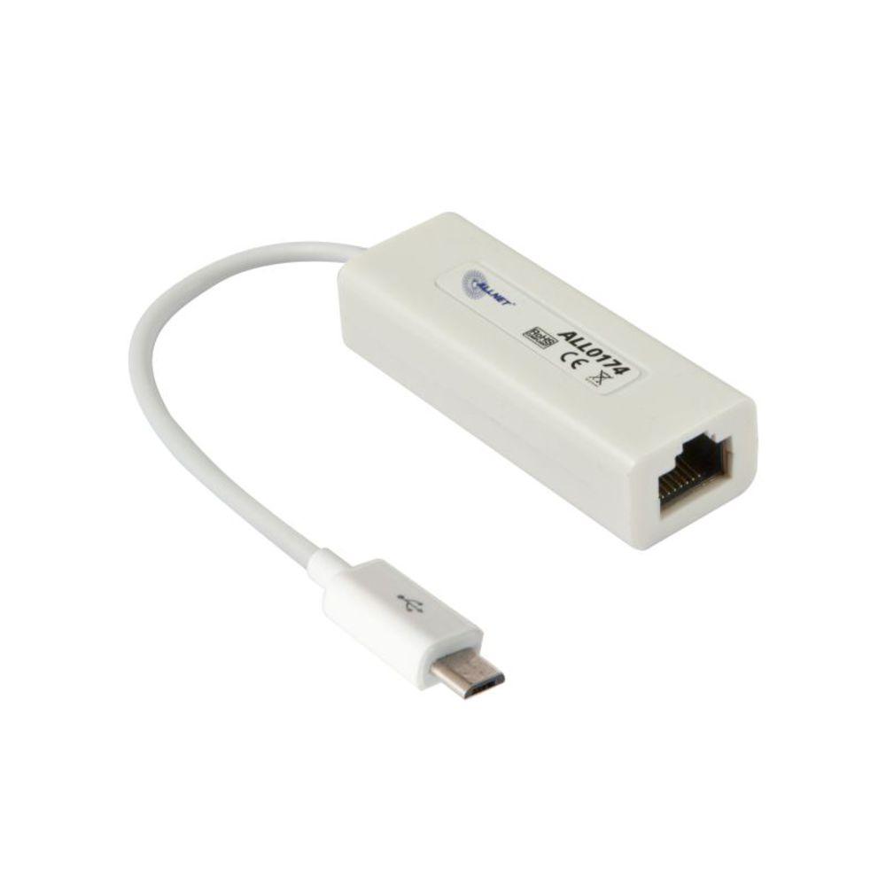 VoIPDistri VoIP Shop - ALLNET ALL02530HS LAN-Port Device, WLAN ...