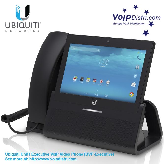 VoIPDistri VoIP Shop - UBIQUITY UVP-Executive the UniFi Executive