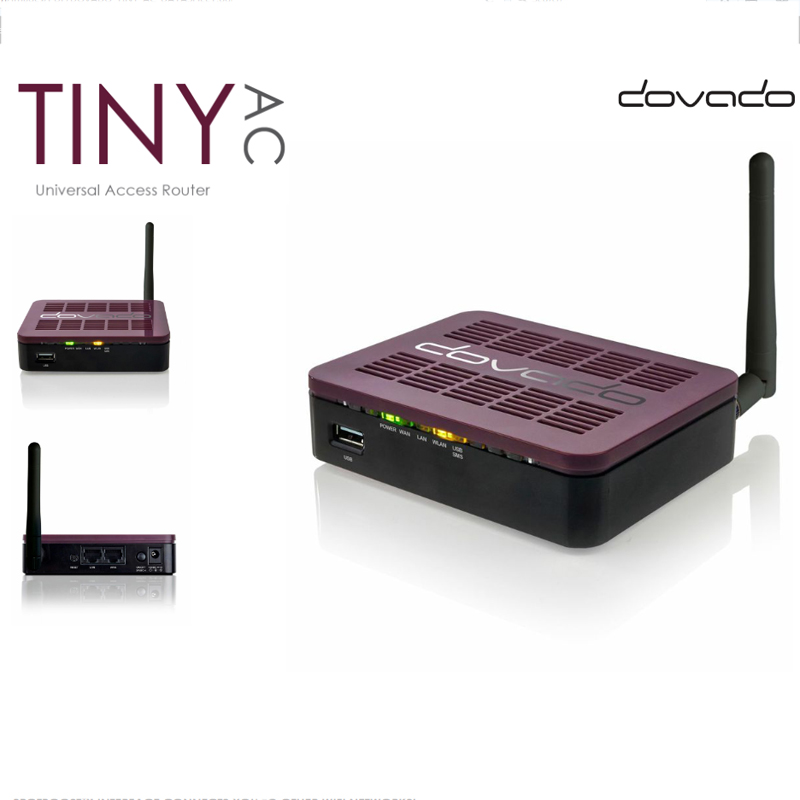voipdistri voip shop dovado tiny ac universal access. Black Bedroom Furniture Sets. Home Design Ideas